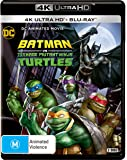 DC Batman vs Teenage Mutant Ninja Turtles BD 4K (Ltd)