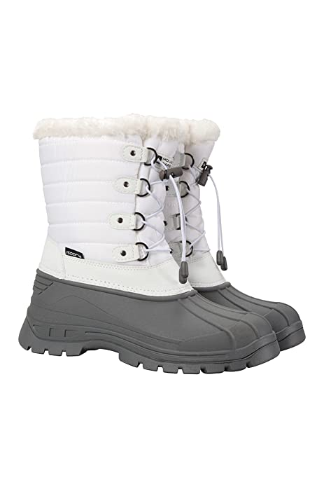 Warehouse Mountain Whistler Donna Stivali Da Tomaia Neve Uqq7dw