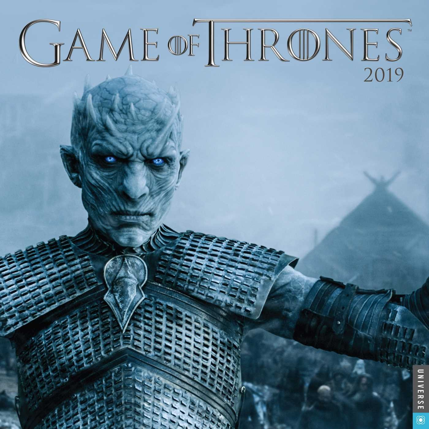 Game of Thrones 2019 Wall Calendar: HBO: 9780789334954 ...