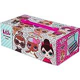 L.O.L. Surprise ! Maletin de Pinturas para Niñas Muñecas LOL Confetti Pop
