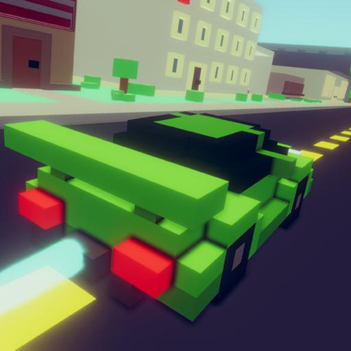 Game:Cartoon Car Racing Simulator ()