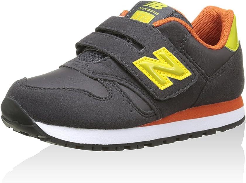 New Balance Sneaker Jr 373 Grigio Scuro/Giallo EU 33 (US 1.5 ...