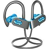 Mpow FLAME2 Bluetooth Headphones Sport, 12Hrs & Bluetooth 5.0 Wireless Sport Earphones, IPX7 Waterproof Bluetooth…