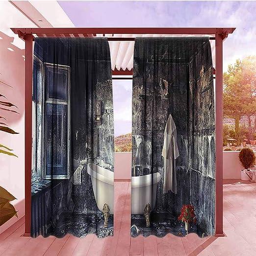 AndyTours Cortina para Puerta corredera, decoración Antigua ...
