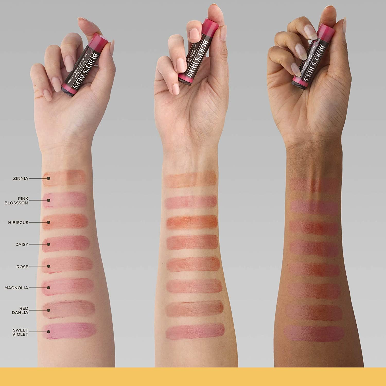 Burts Bees Tinted Lip Balm Red Dahlia Amazon Nl