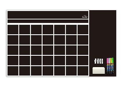 Pizarra Calendario (tamaño Extra grande 48