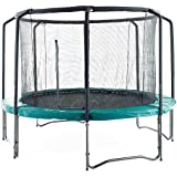 12 Foot Skyhigh Xtreme 360 Trampoline and Safety Enclosure. Premium Quality Trampoline with Optimum Bounce