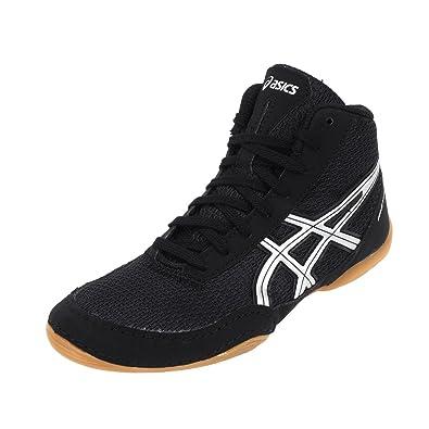 Asics Wrestling Ringer Schuhe Asics Matflex 5 GS Youth C545N 9093, Farbe:  schwarz-