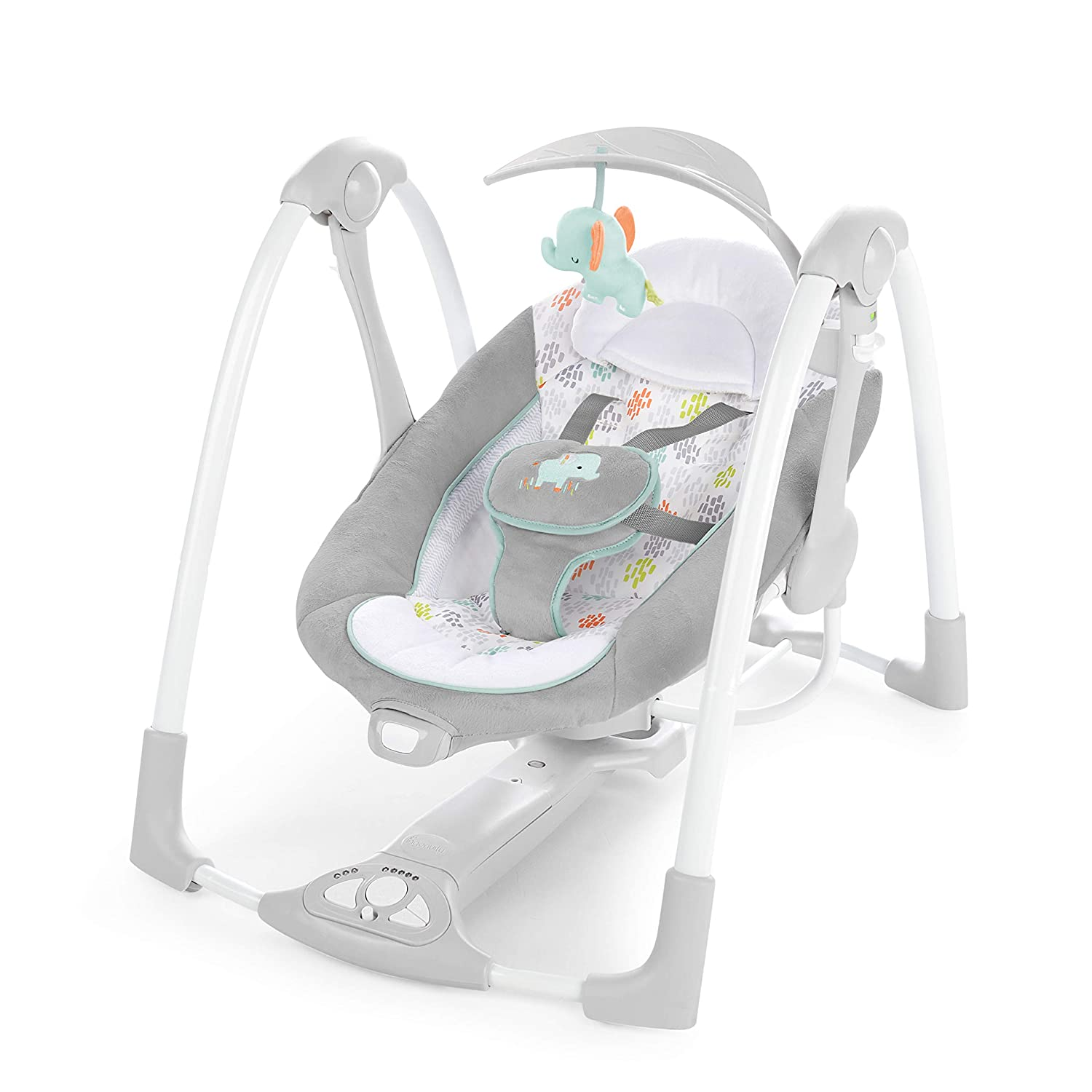 The Best Plug In Baby Swings with AC Adapter for 2021