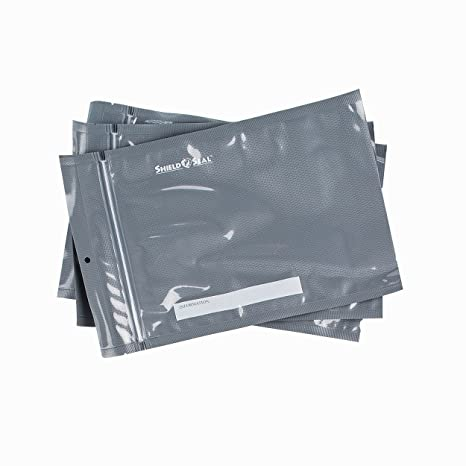 Amazon.com: ShieldNSeal Bolsas de sellado al vacío: Kitchen ...