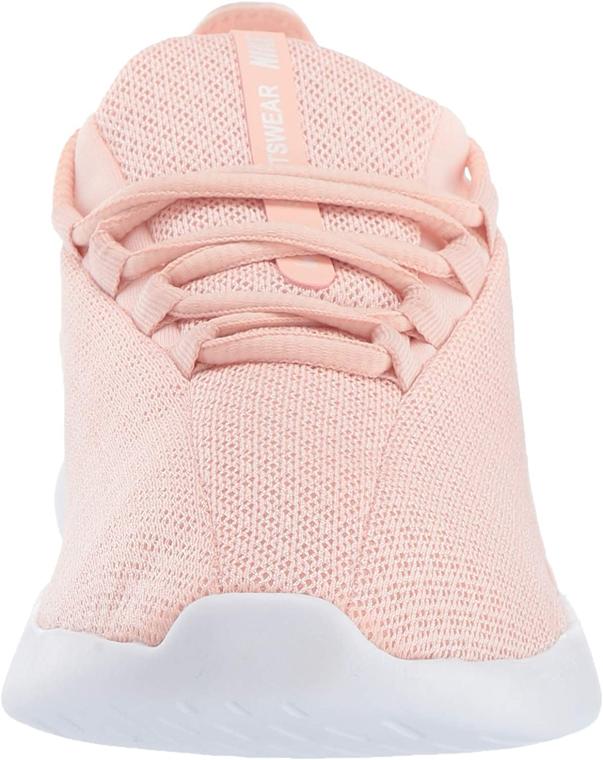 Nike WMNS Viale, Chaussures d\'Athlétisme Femme Multicolore Washed Coral White Pale Ivory 000