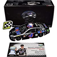 $299 » AUTOGRAPHED 2019 Kevin Harvick #4 Mobil 1 Racing MICHIGAN WIN (Raced Version) Stewart-Haas Team Monster Cup Series Signed Lionel…