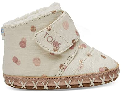 a9a707212c734 Amazon.com | TOMS Kids Baby Girl's Cuna (Infant/Toddler) Pale Blush ...