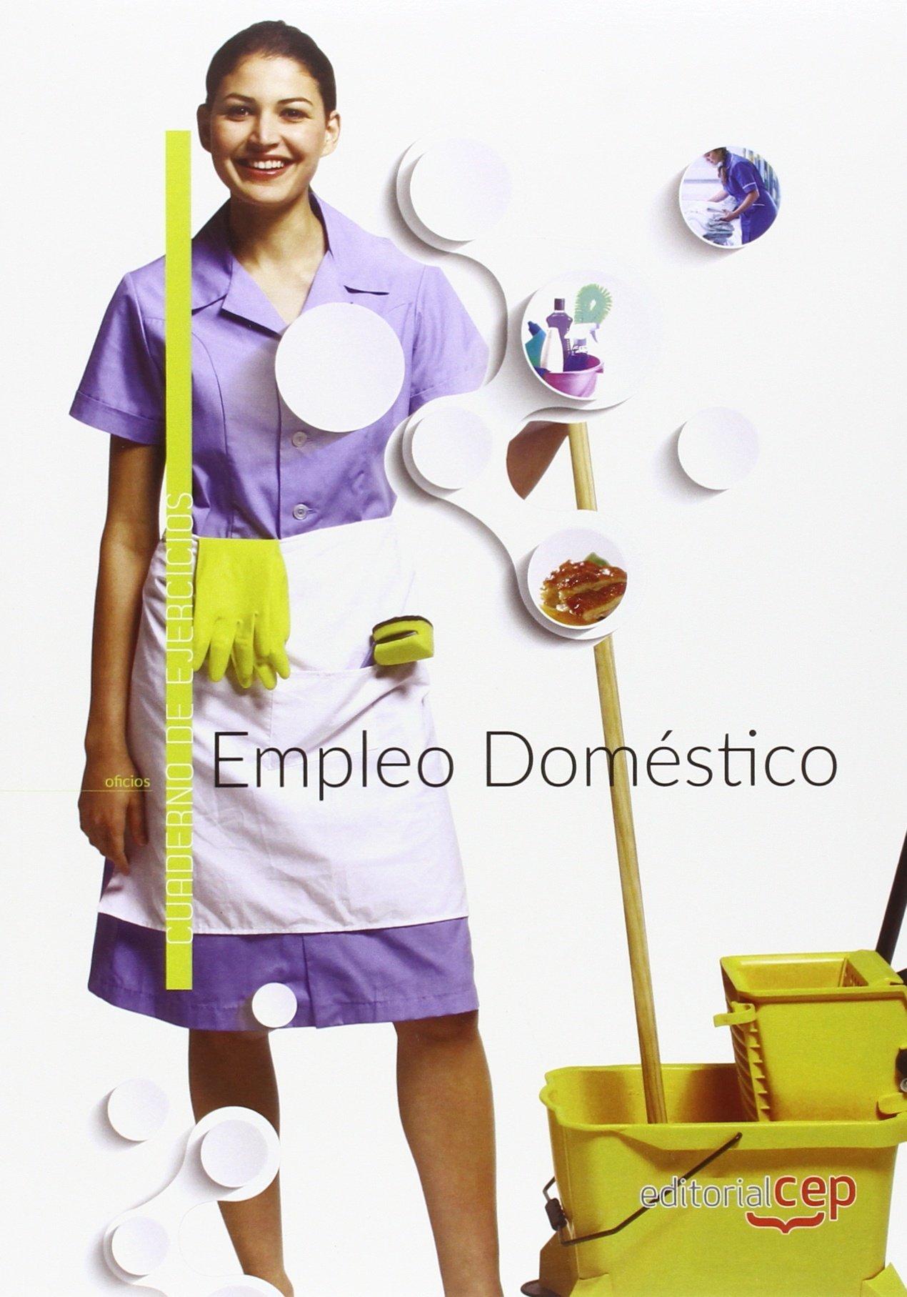 Empleo dom�stico. Cuaderno de ejercicios (Spanish) Paperback