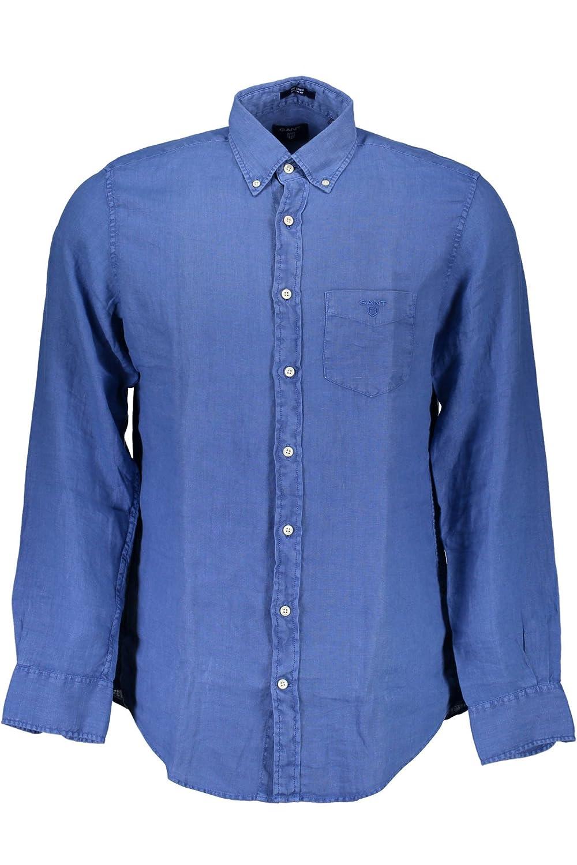 Gant Linen, Camicia Uomo 393100