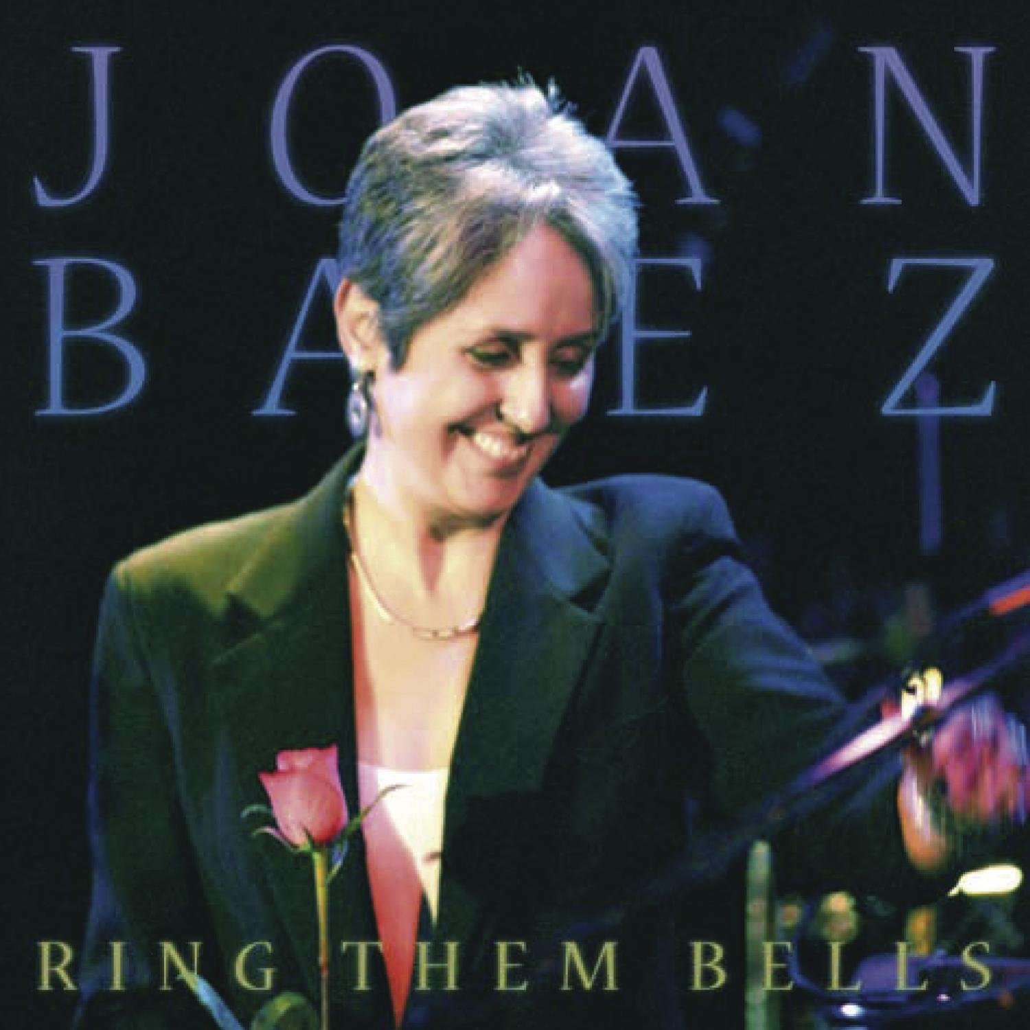 CD : Joan Baez - Ring Them Bells (2 Disc, Sony Superstar)