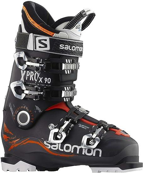 Salomon X Pro 100 Damen black anthracite