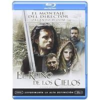 El reino de los cielos (El montaje del director) [Blu-ray]