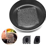 Hustong Upgrade Premium Stainless Steel Cast Iron