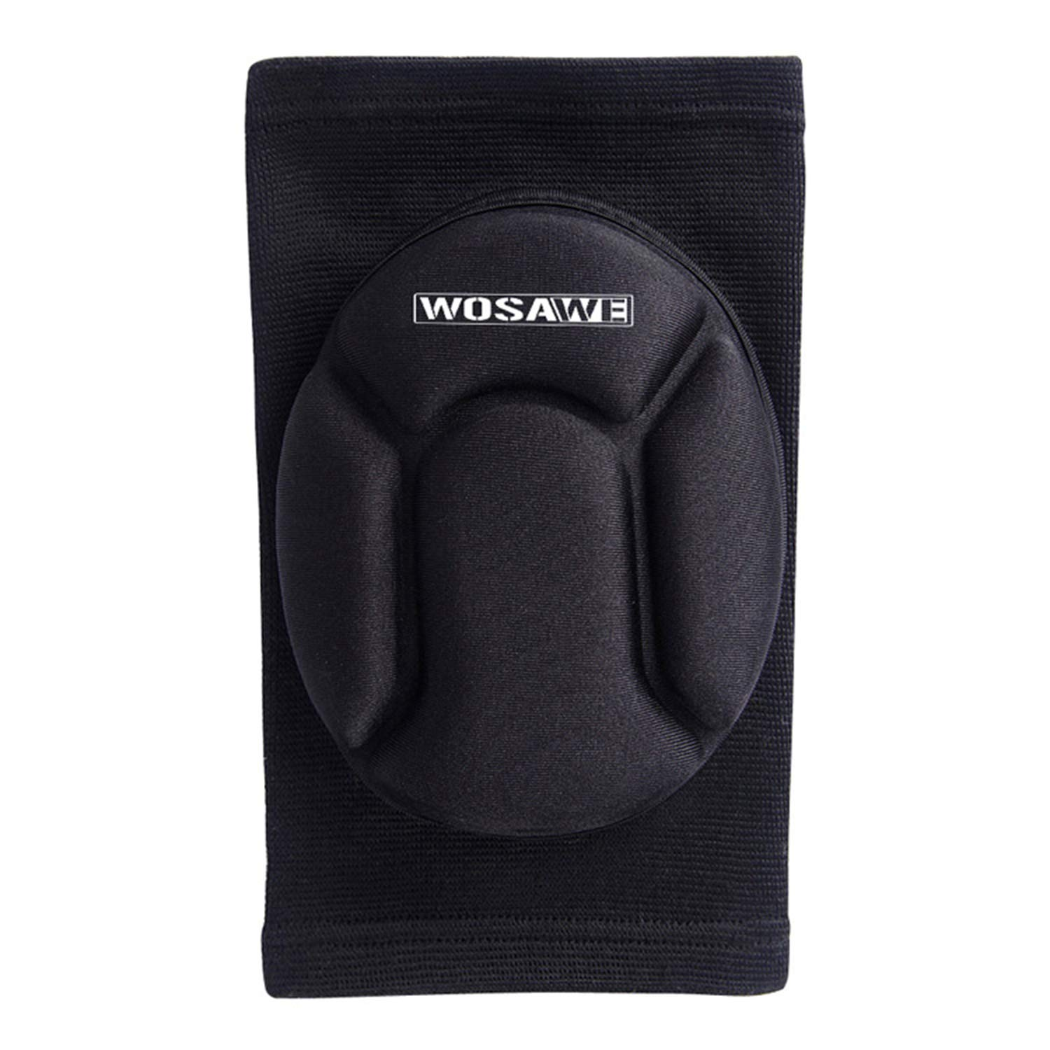 Elbow Pads//Knee Pads,WOSAWE Outdoor Cycling Sports Fitness Basketball Running Anti-Strain Knee Pads Single