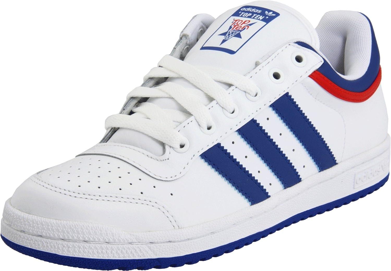 adidas Top Ten Lo - Zapatillas de Deporte para Hombre: Amazon.es: Zapatos y complementos