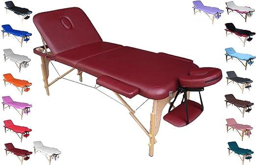 94 opinioni per POLIRONESHOP lettino portatile pieghevole per massaggi estetista estetica