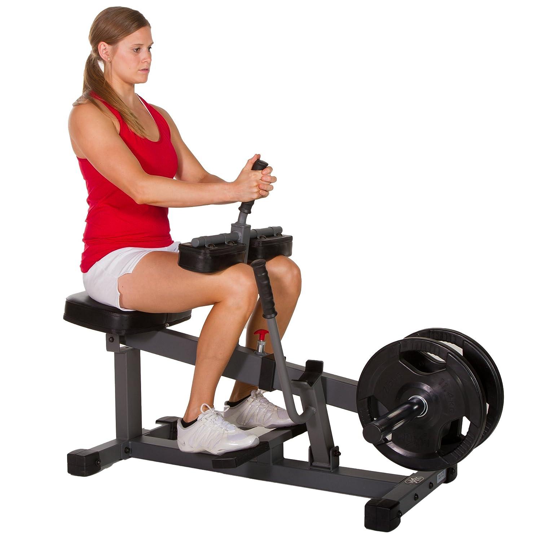 Amazon.com : XMark Seated Calf Raise Machine XM-7613 : Weight ...