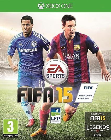 Electronic Arts FIFA 15, Xbox One Básico Xbox One Inglés vídeo - Juego (Xbox One, Xbox One, Deportes, Modo multijugador, E (para todos), Soporte físico): Amazon.es: Videojuegos