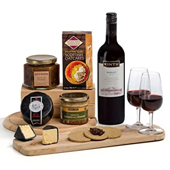 Ploughmans lunch cheese pate and red wine hamper gift free uk ploughmans lunch cheese pate and red wine hamper gift free uk delivery negle Choice Image
