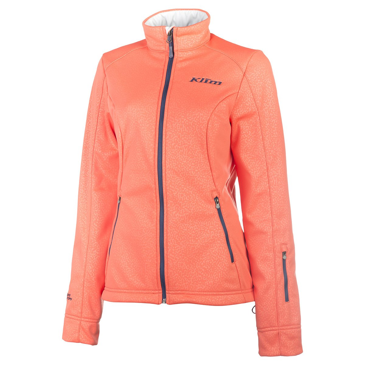 Klim Whislter Womens Jacket - Small / Orange