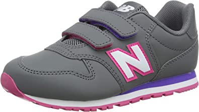 New Balance 500 Yv500rgp Wide, Zapatillas para Niñas: Amazon.es: Zapatos y complementos