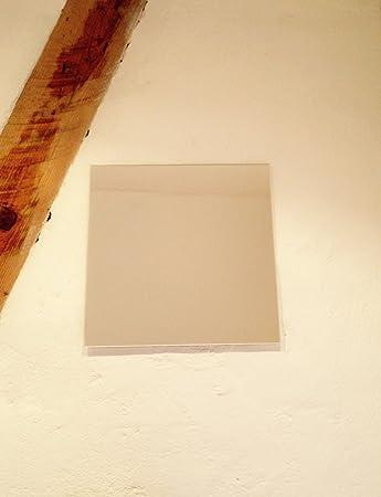 30x30cm Spiegel Selbstklebend Ohne Bohren Badspiegel Wandspiegel