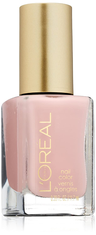 Amazon.com : L\'Oréal Paris Colour Riche Nail, Wishful Pinking, 0.39 ...
