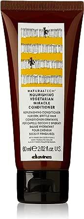 Davines Naturaltech Nourishing Conditioner, Vegetarian Miracle, 60ml