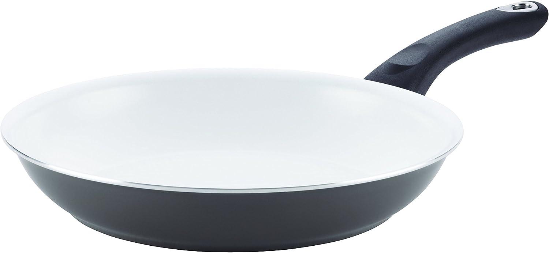 Farberware 17500 Ceramic Nonstick Frying Pan / Fry Pan / Skillet - 10 Inch, Gray