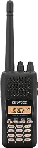 Kenwood Original TH-K20A 144 MHz FM Amateur Transceiver 5.5 Watts, RX 136-174 MHz Cellular Blocked