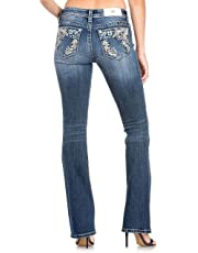 4f4f6d9684cae9 Living in Romance Bootcut Jeans