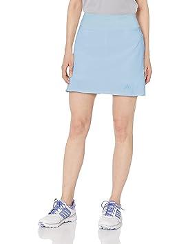 adidas - Falda Deportiva para Mujer, Mujer, TW6100S9, Glow Blue ...