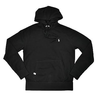 9bc011454 Polo Ralph Lauren Mens Performance Fleece Hoodie (Polo Black, XX-Large)