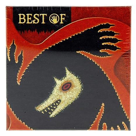 Asmodee-Los Los Hombres Lobo de Castronegro: Best of - Español (LOB06ES)