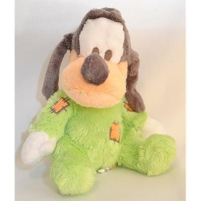 "Disney BABY GOOFY Plush/Rattle (9""): Toys & Games"