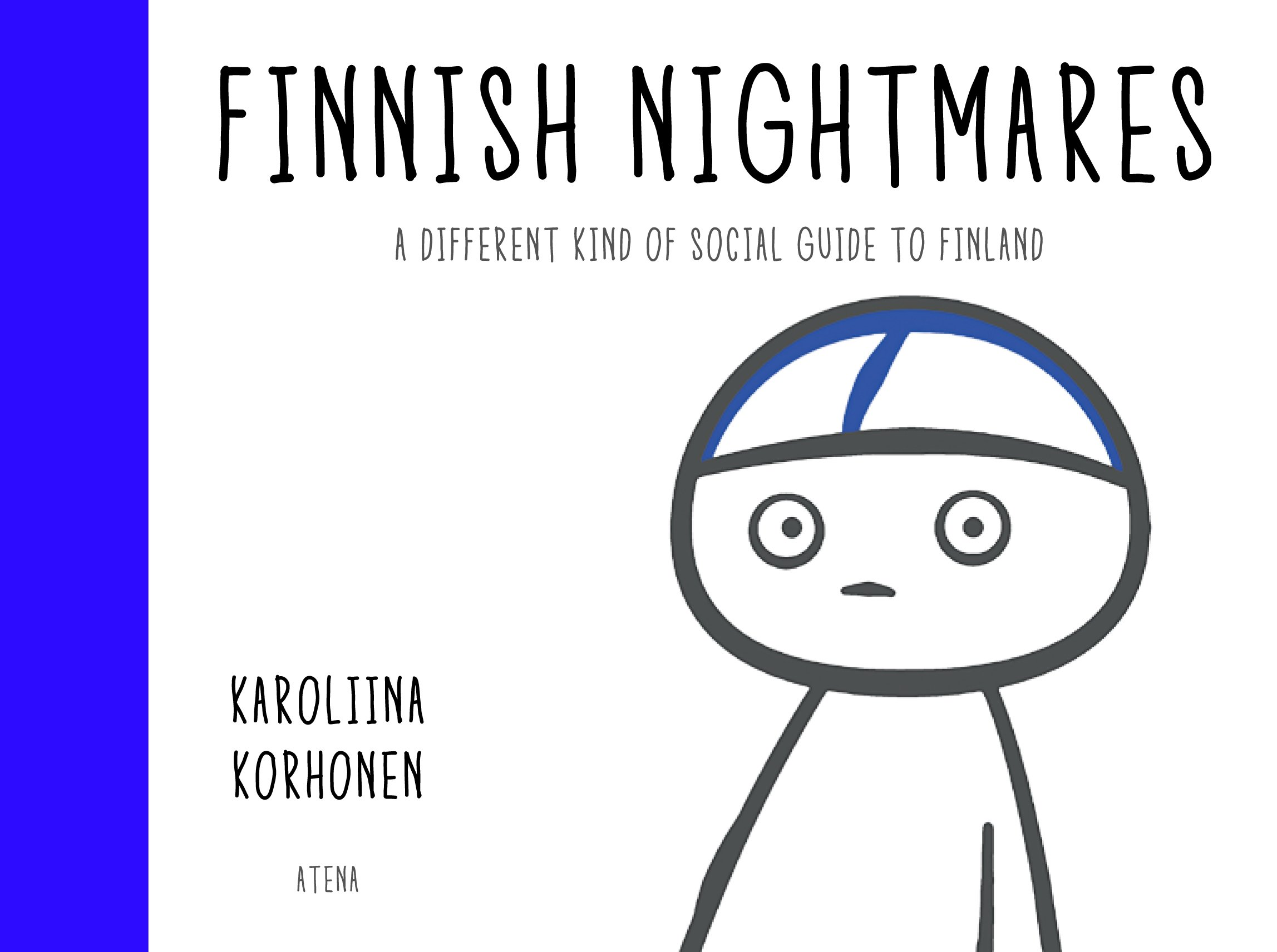 Finnish Nightmares: Karoliina Korhonen: 9789523002227: Amazon.com: Books