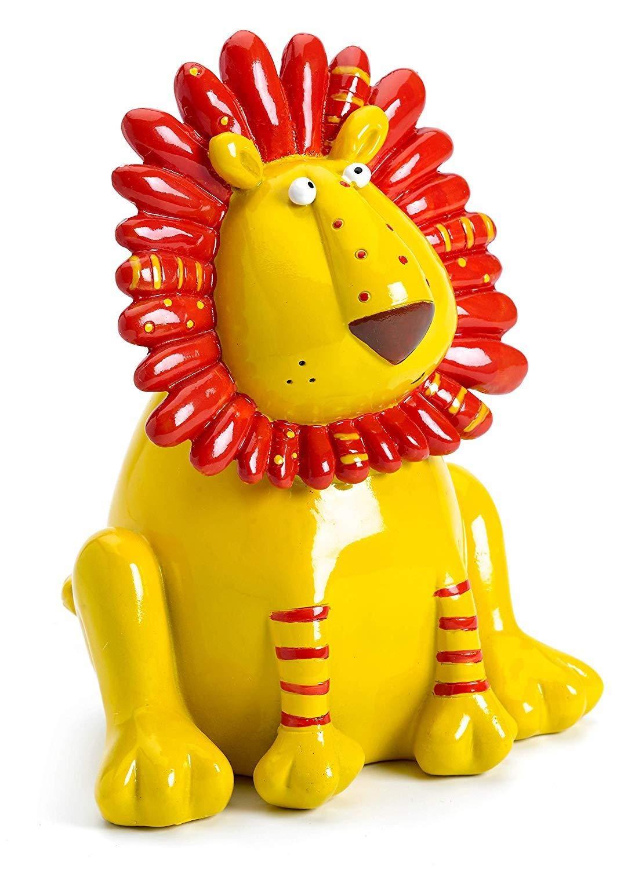 Mousehouse Gifts Baby Oder Kinder Löwen Spardose Sparbuch