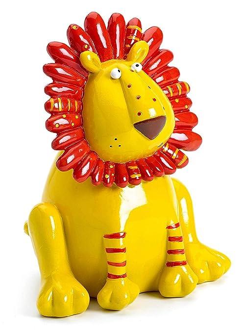 Mousehouse Gifts - Hucha infantil con forma de león - Unisex ...