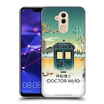 coque huawei p20 lite doctor who