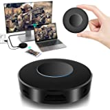 Innens WiFi Wireless HDMI/AV Display Receiver Dongle, Supports Miracast/Airplay/DLNA for IOS/Android