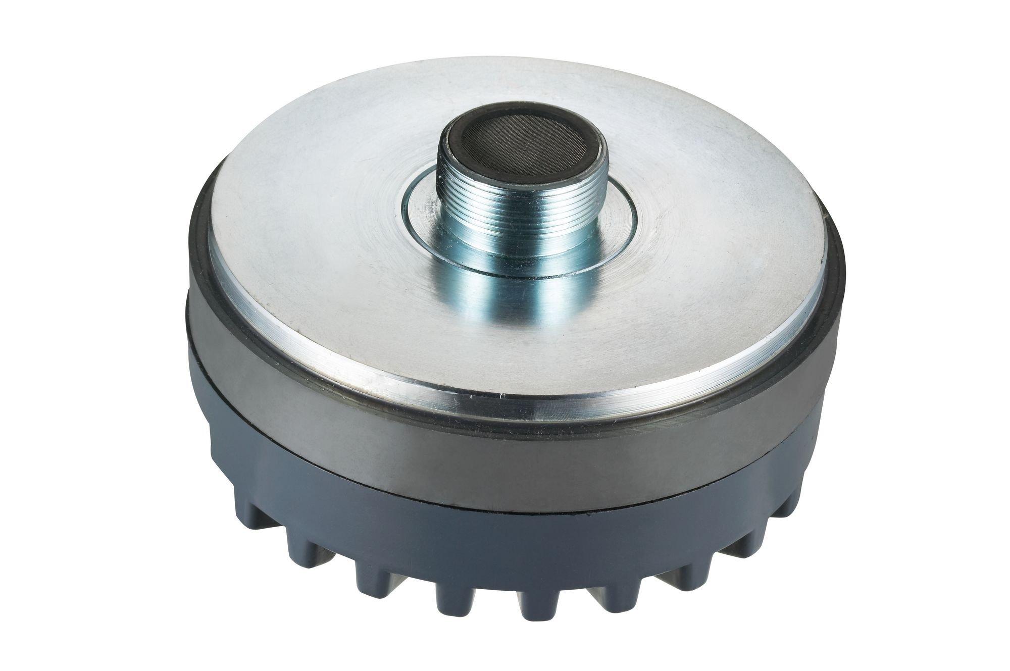 Pair (2pcs) 1200 Watts Titanium Compression Driver 2.0'' Screw-On Horn Driver Tweeter