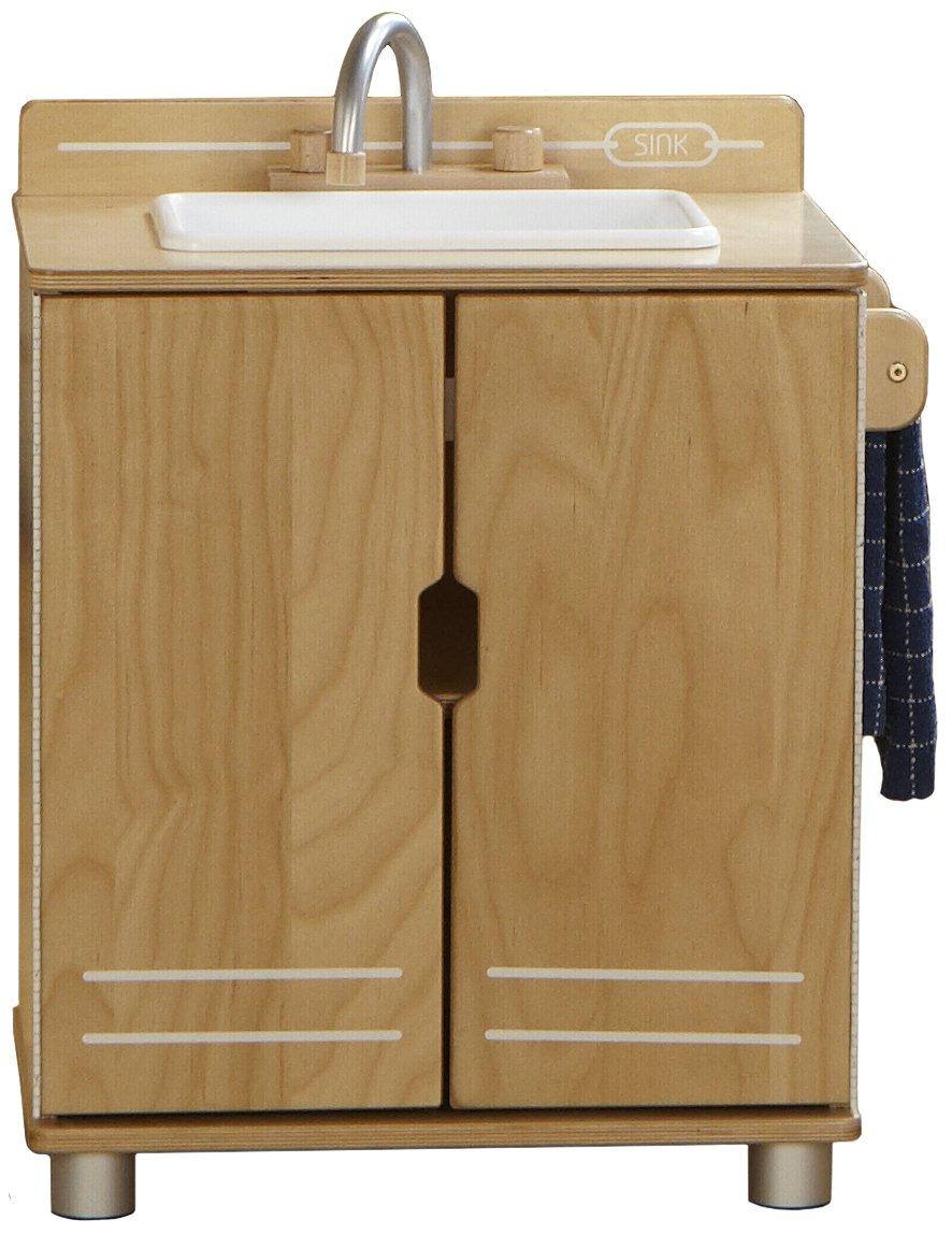 TrueModern 1708JC Play Kitchen Sink