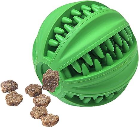 Love Drop Perros juguete pelota de caucho natural Inteligencia ...