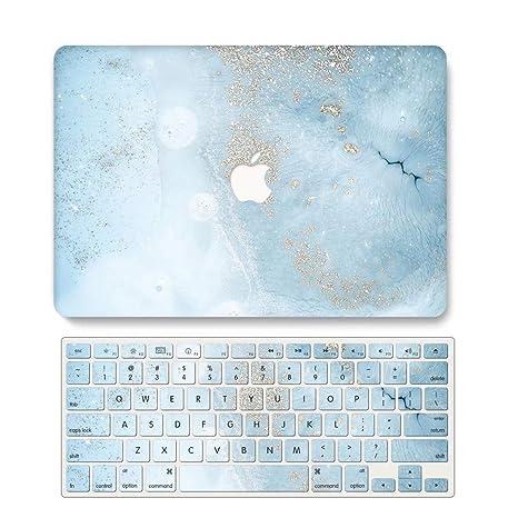 Una funda de un micrón + cubierta del teclado para una vieja ...